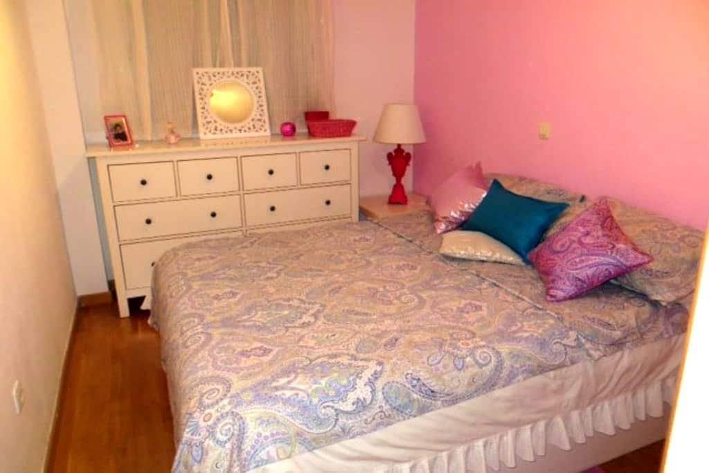 Apto. 2 dorm. Torrejón de Ardoz - Torrejón de Ardoz - Apartment