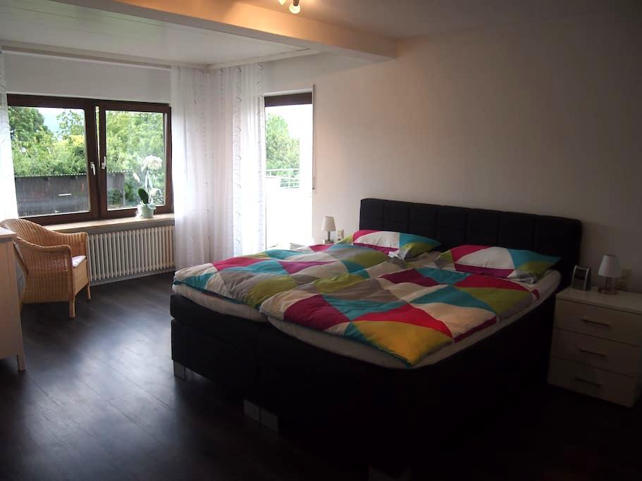 Neu renovierte Ferienwohnung/ 150m vom Bodensee - Bodman-Ludwigshafen - Apartment