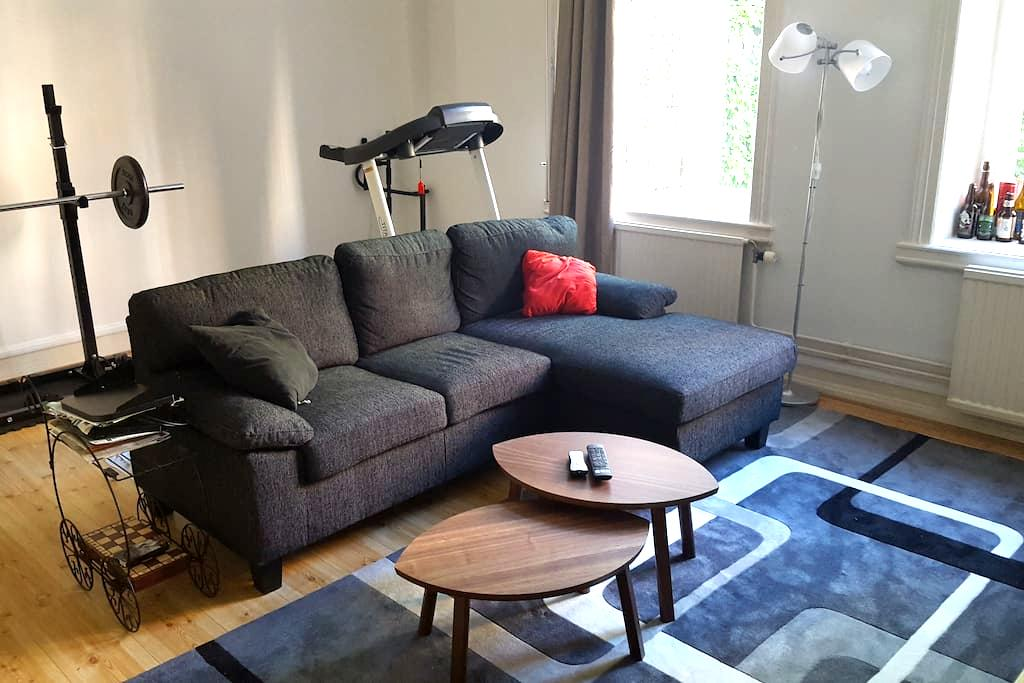Central and spacious flat in the heart of Malmö - Malmø - Lejlighed