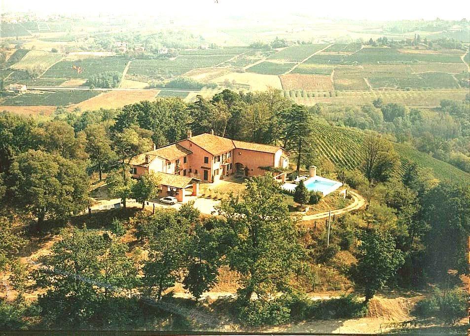 Appartamento in antica dimora - Costigliole D'asti - House