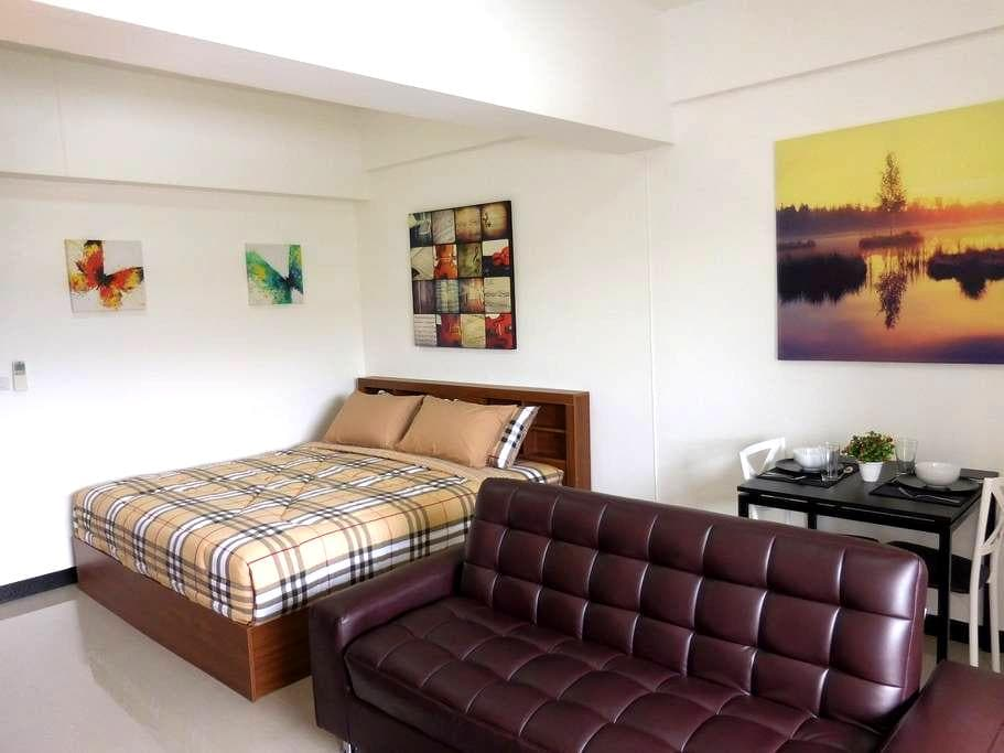 SRI407 Cosy studio in town - Amphoe Mueang Chiang Mai - Appartement