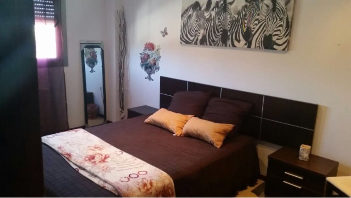 Modern double Room all conforts