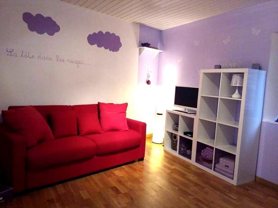 Studio au calme en hyper centre historique - Limoges - Byt