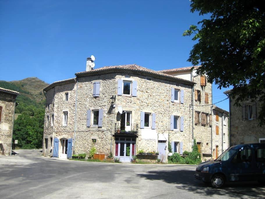 Maison de village - Saint-Étienne-de-Boulogne - Casa