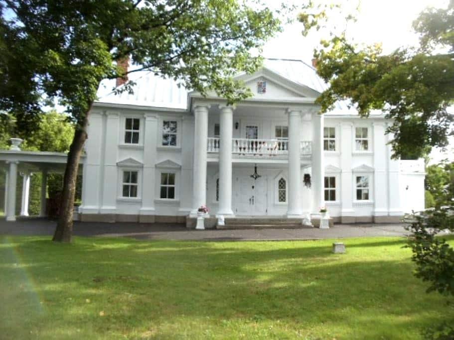 Manoir Taschereau, Jewel of Beauce - Québec