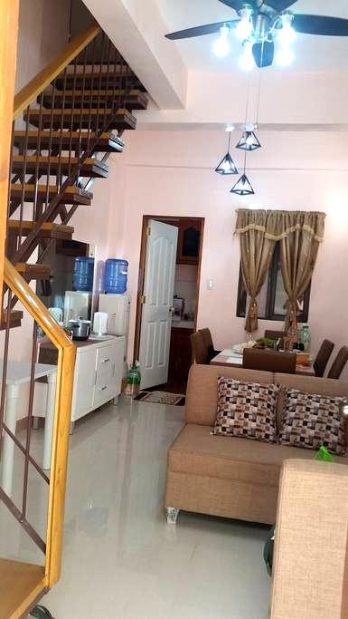 UptownHill : Sunny, family-friendly apartment - Tagbilaran