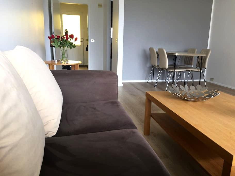 Excellent location near airport + parking - Reykjanesbær - Apartamento
