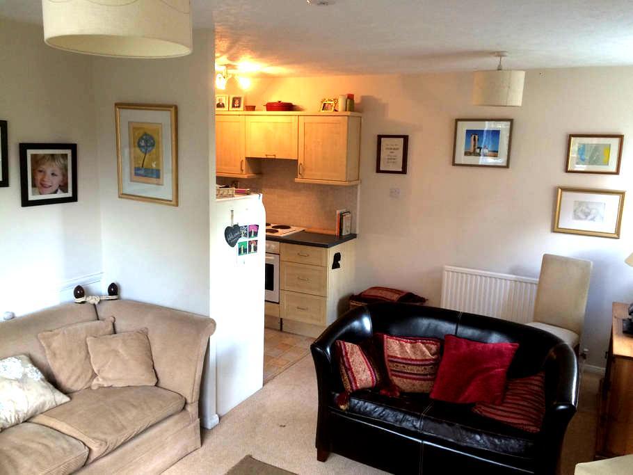Modern 3 level 1bd flat nr london - Londýn - Byt