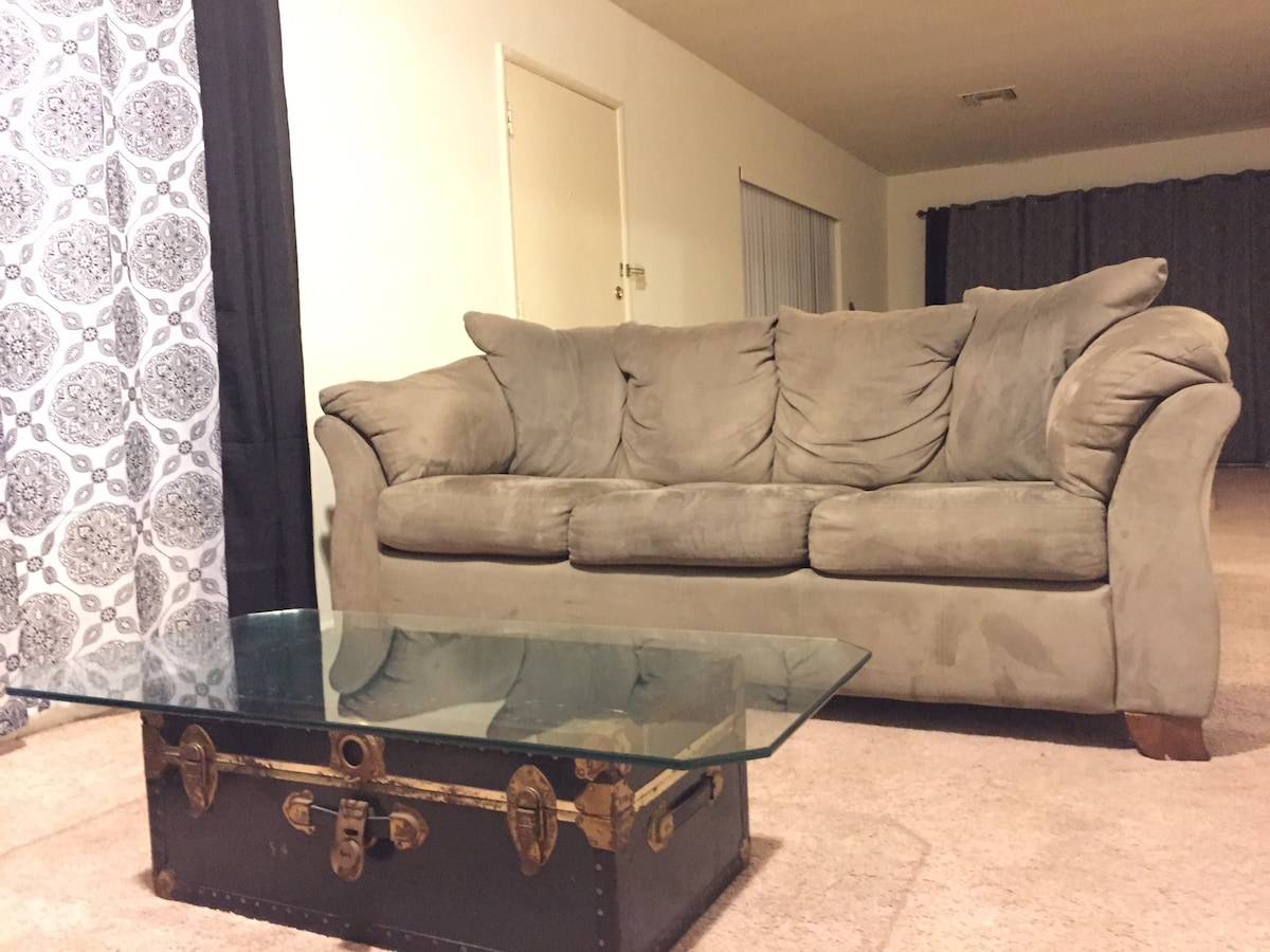 Most comfortable couch in LA