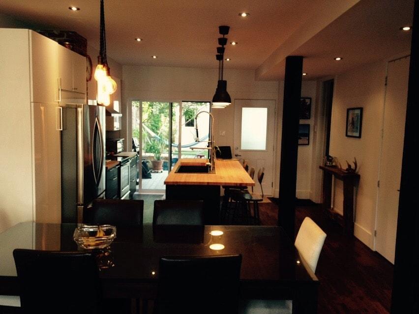 Apartment in Quebec City