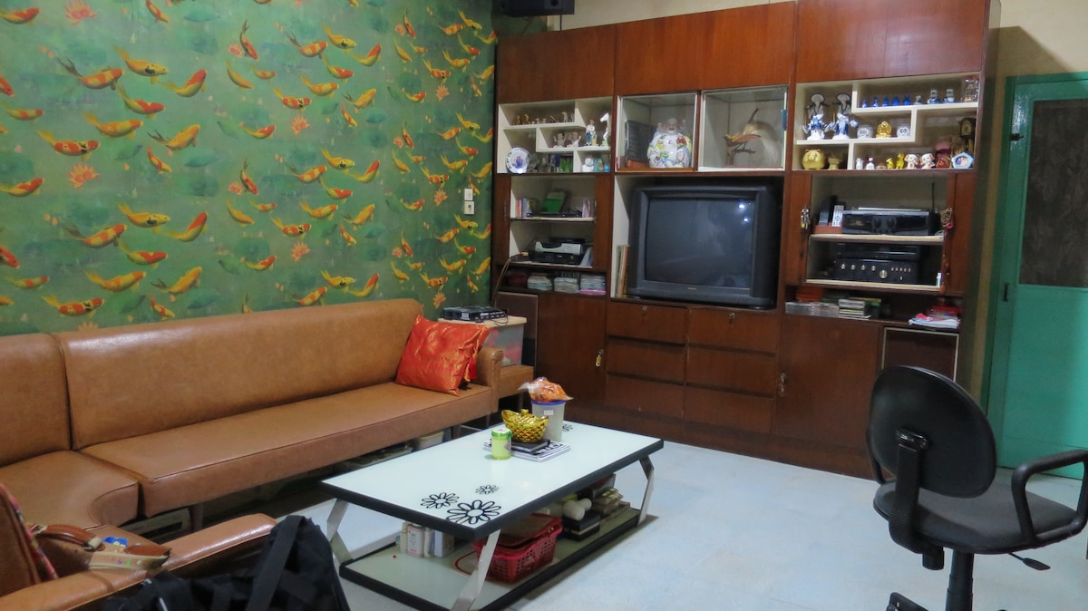 Traditional & Cosy Medanese Home