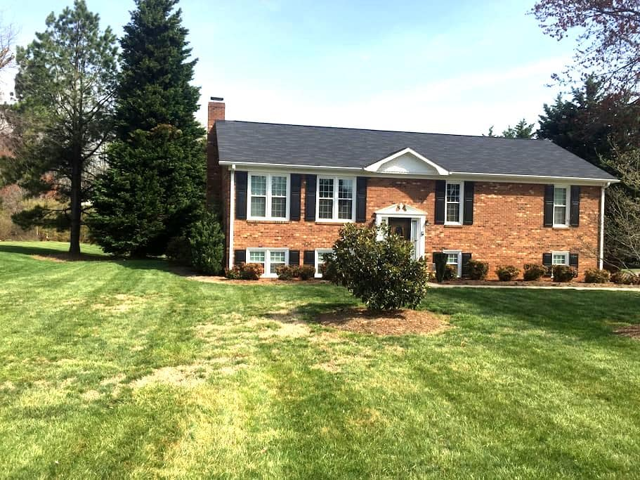 Charming family style home - Kernersville