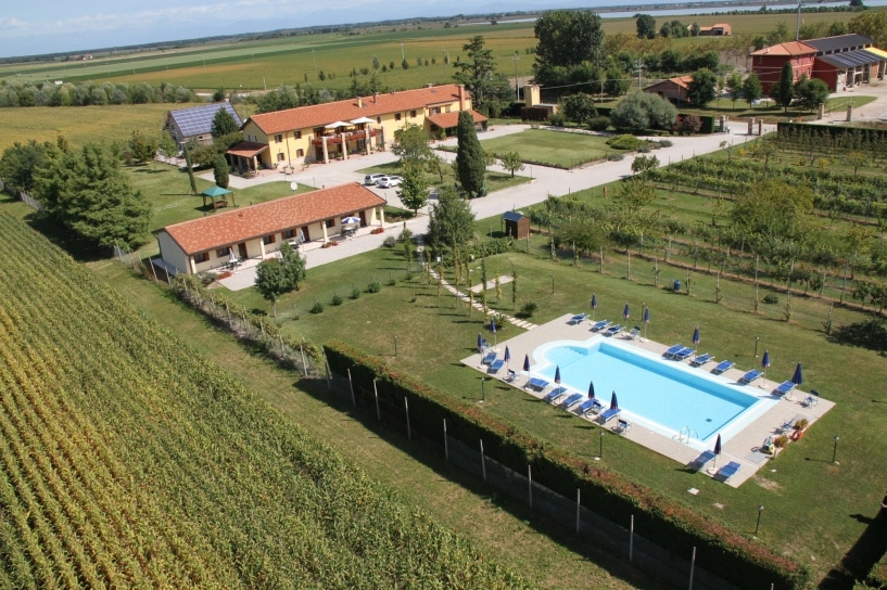 Your vacation in Italy with your family