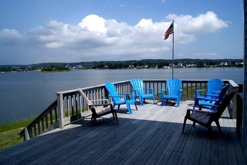 Direct Waterfront with Cruise-Like Views - Portsmouth