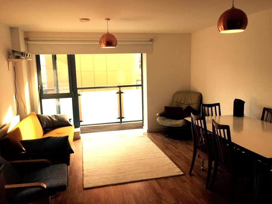 Modern 2 bed apt, Bow, East London - London - Apartment