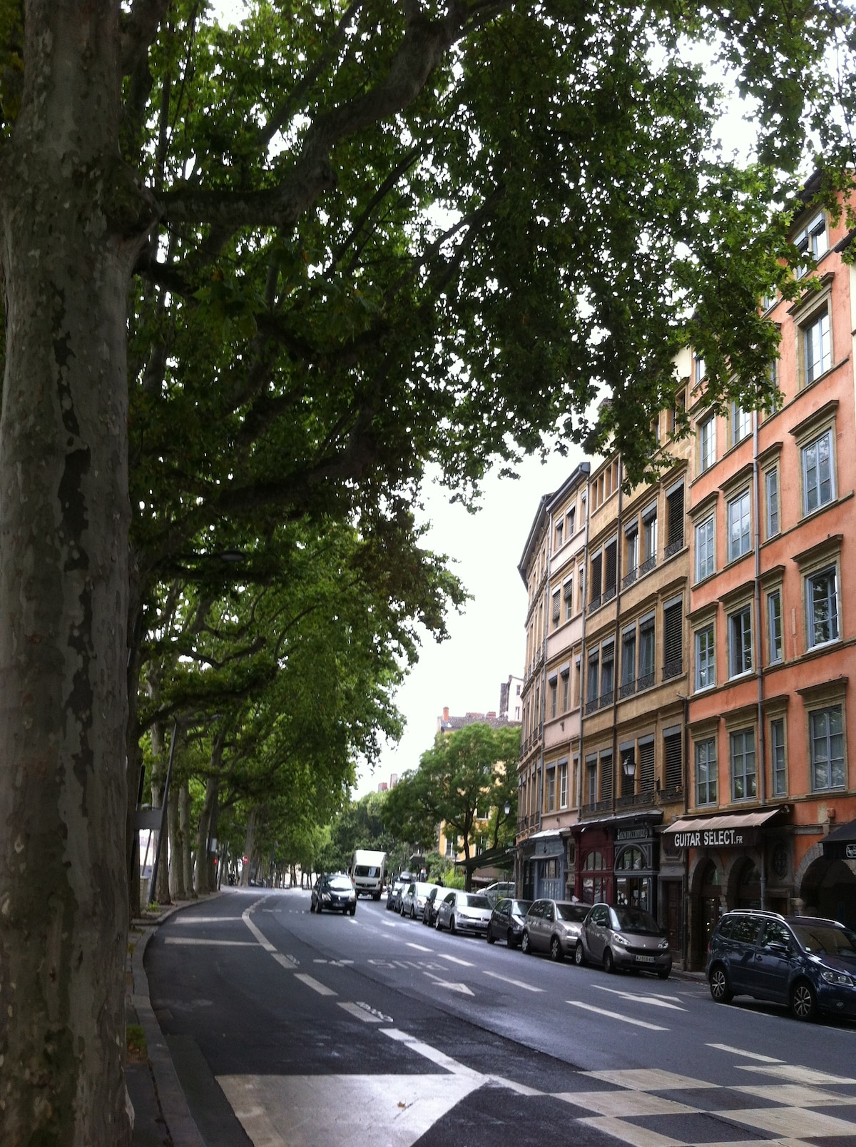 Beau studio - Quartier historique