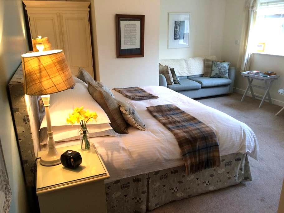 Pickersgill Manor Farm Wensleydale Room - Silsden