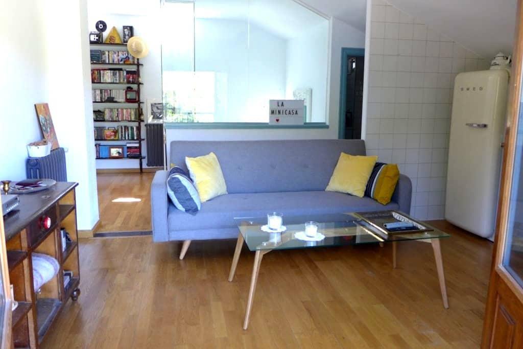 Apartamento Molinaseca - Molinaseca - Wohnung