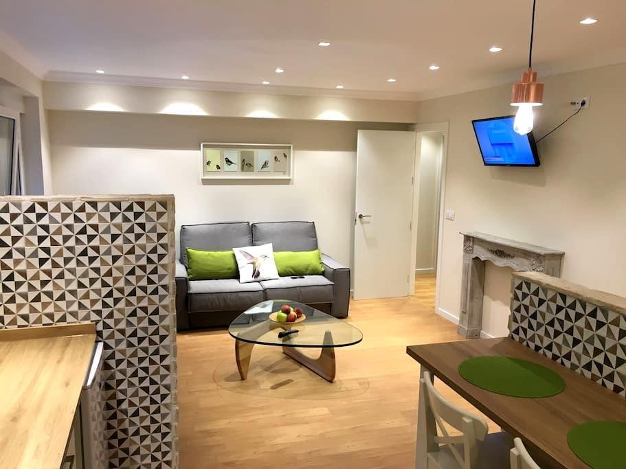 RENT XACOBEO B - Sarria  - Apartament