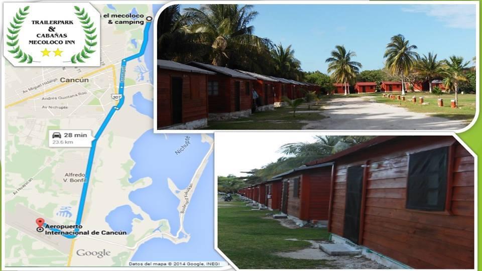 Cabana (22m2-area) in Cancun