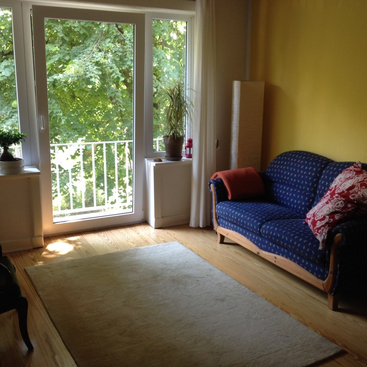 Gemütliche Wohnung in Fuhlsbüttel