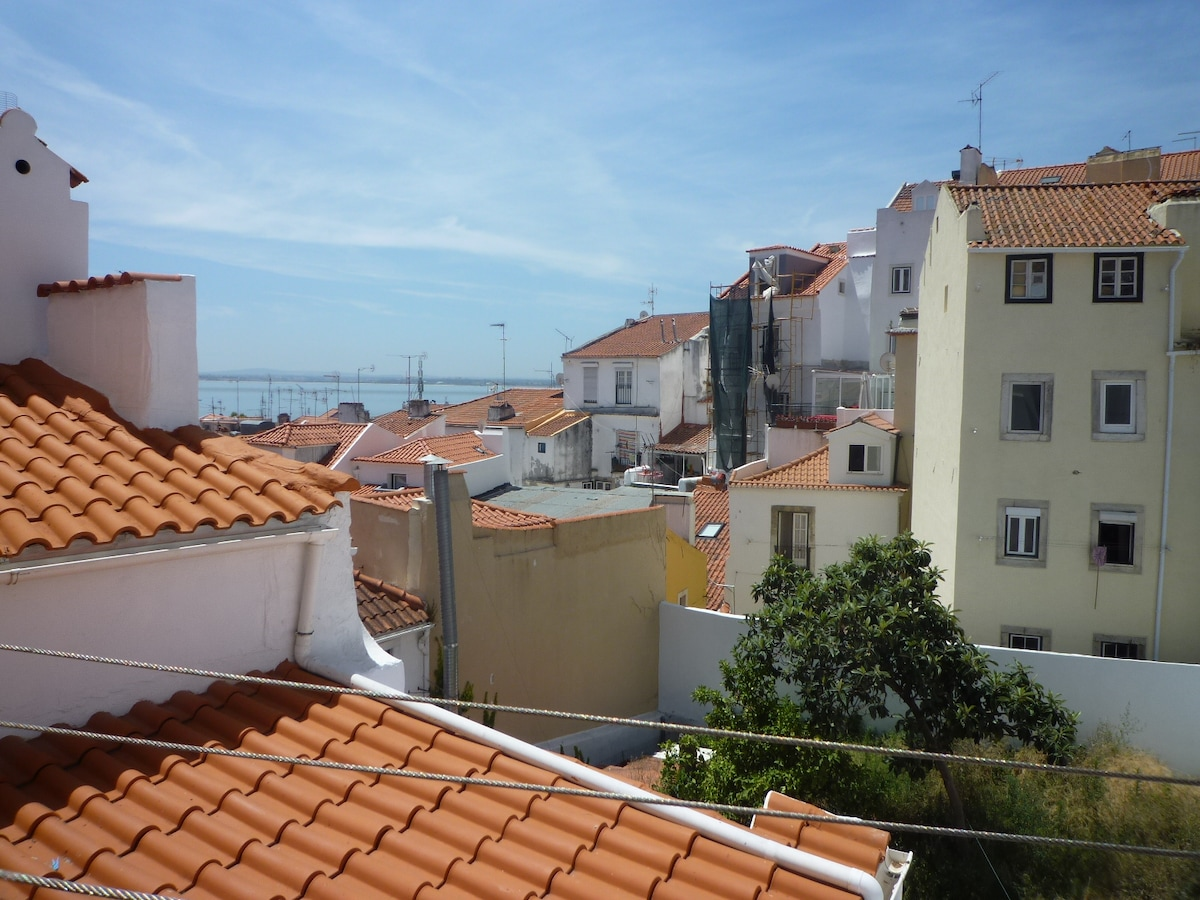Lovely appartment in Alfama