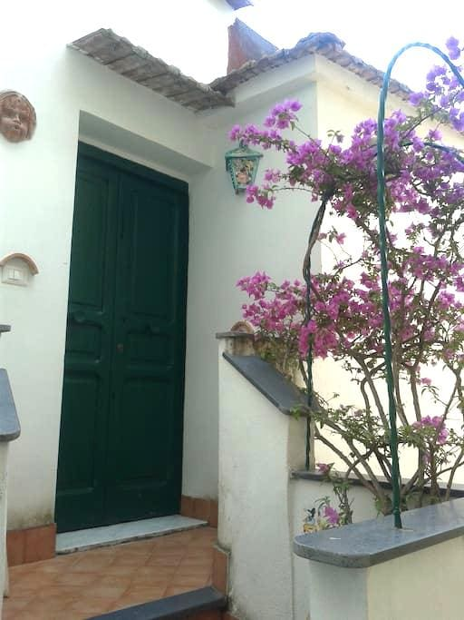 Amalfi-Coast Cetara - Cetara - Appartamento