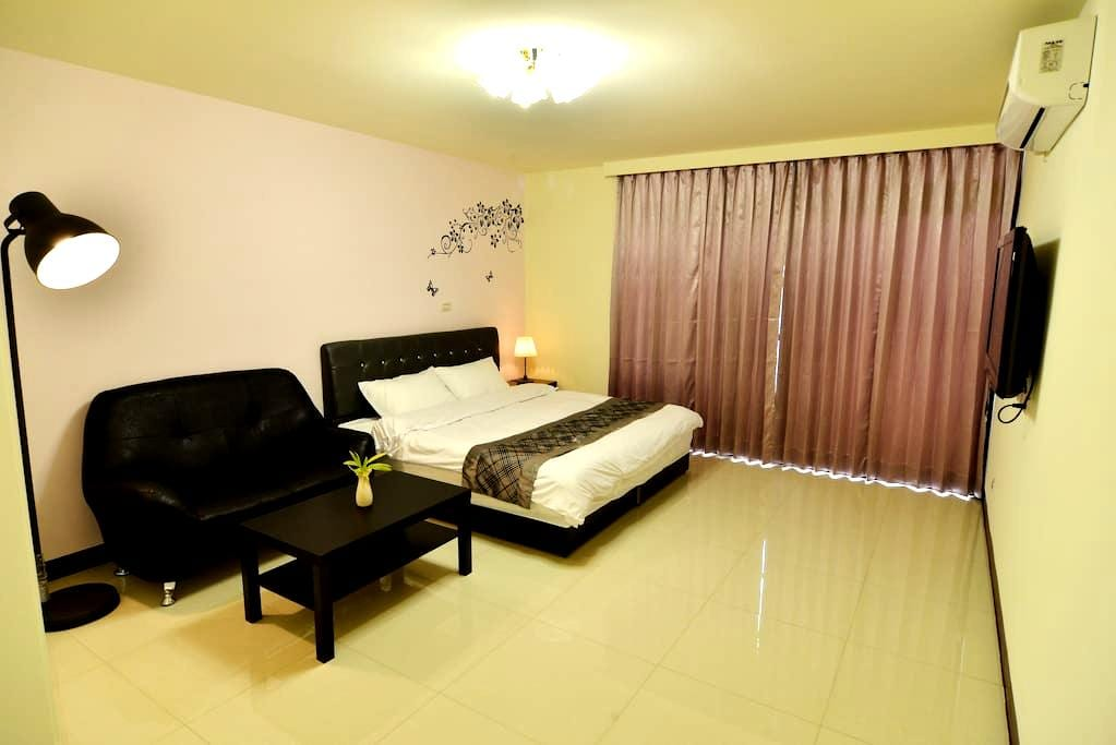 Puli Shine Nest - Terrace Double Room - Puli Township - Dům pro hosty