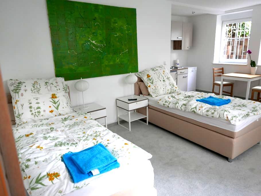Zentral und trotzdem ruhig gelegenes Appartment - Oberursel (Taunus) - Pis