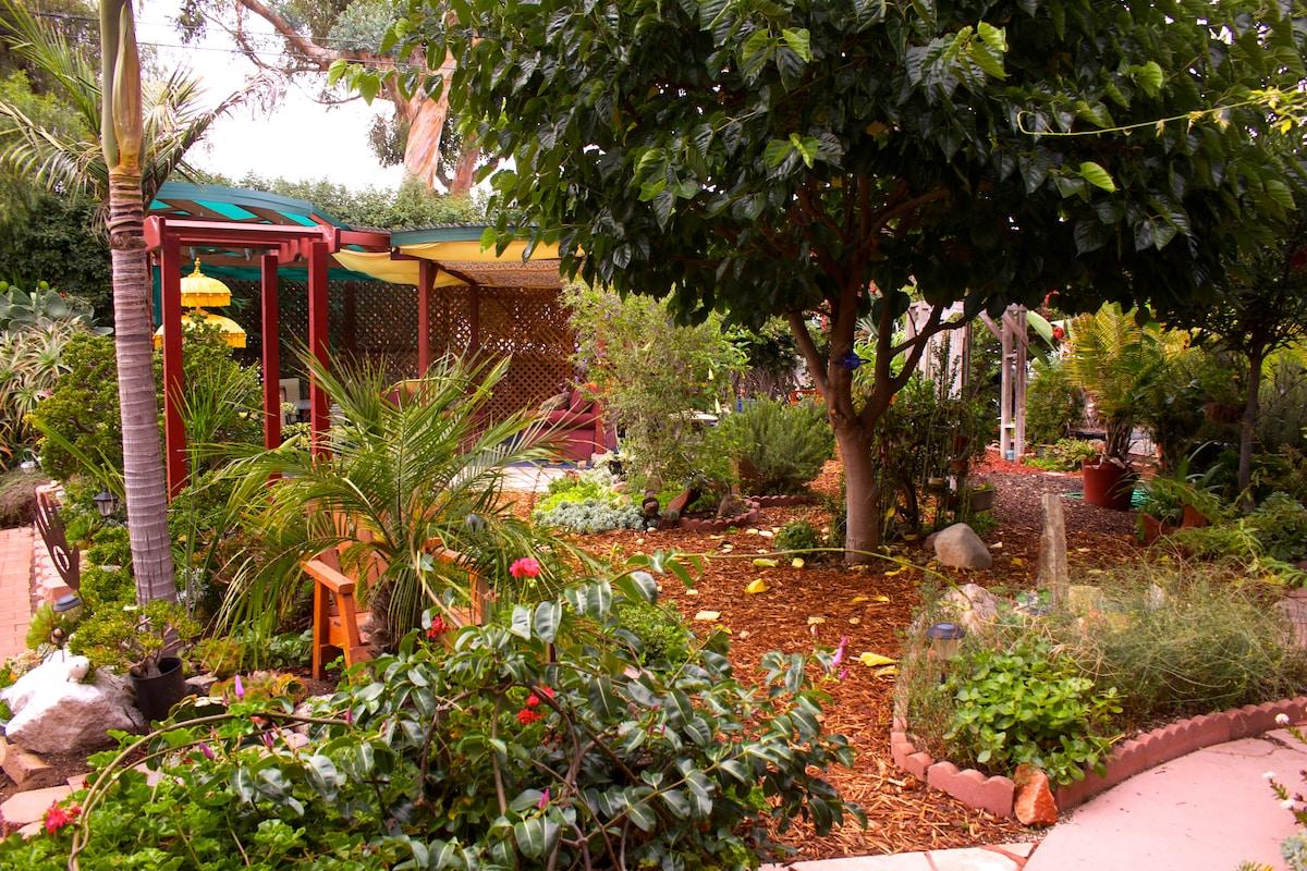 Front Gardens.