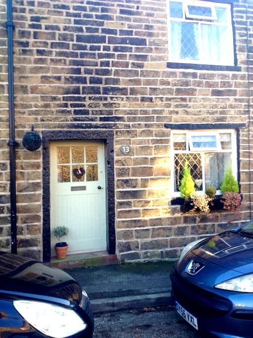 18c Holcombe Cottage, Edenfield - Ramsbottom - Huis