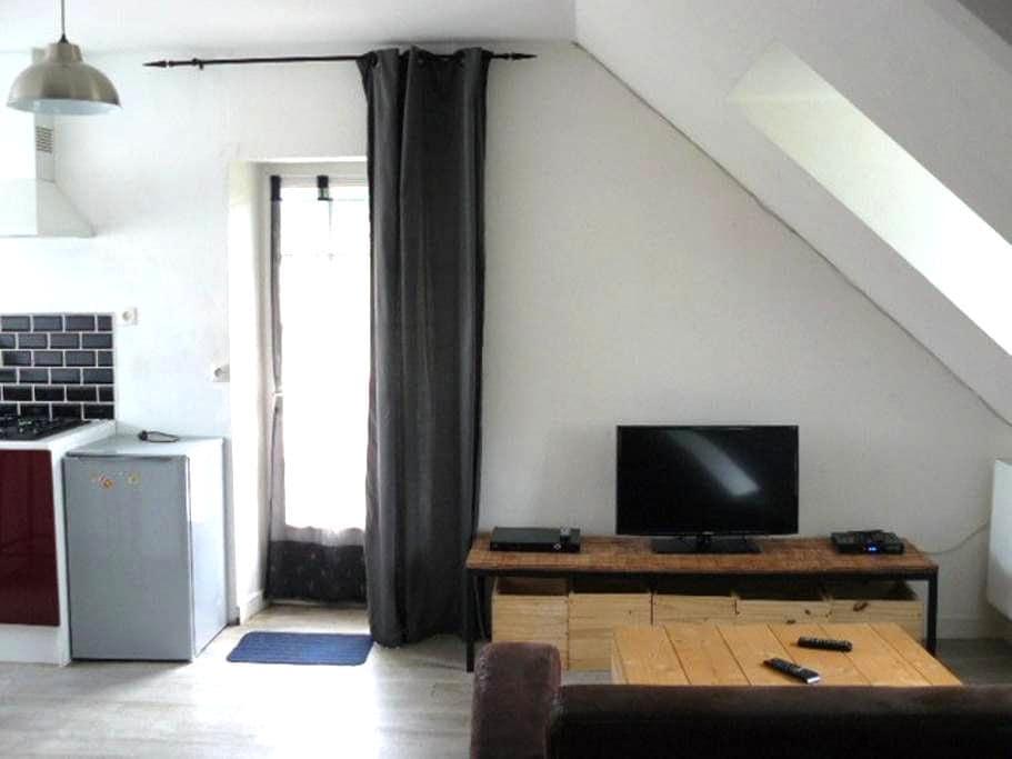 Joli appartement dans longère - Plaintel - Daire