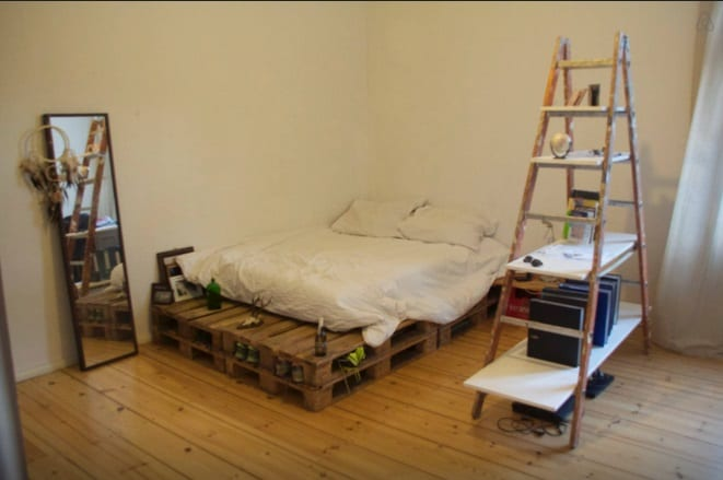 BIG ROOM IN MITTE FOR 2 PERSONS