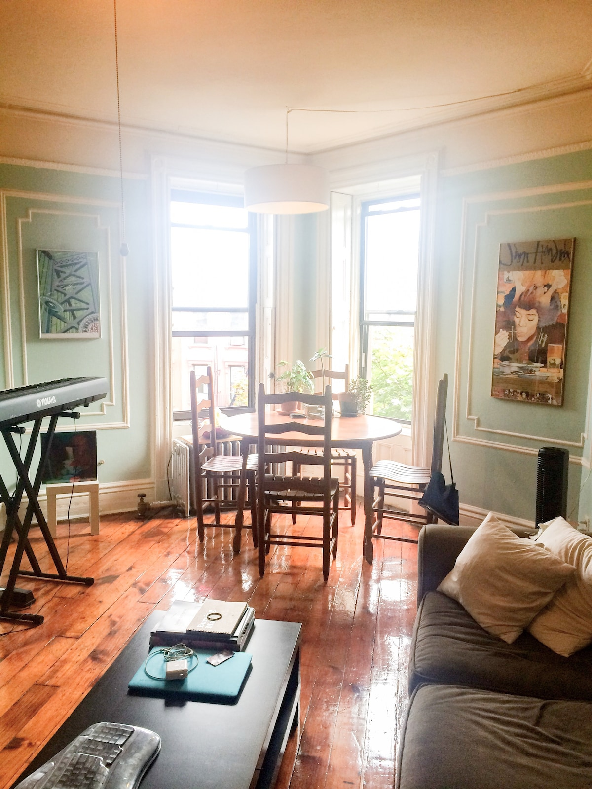 Top Floor Brownstone - Park Slope