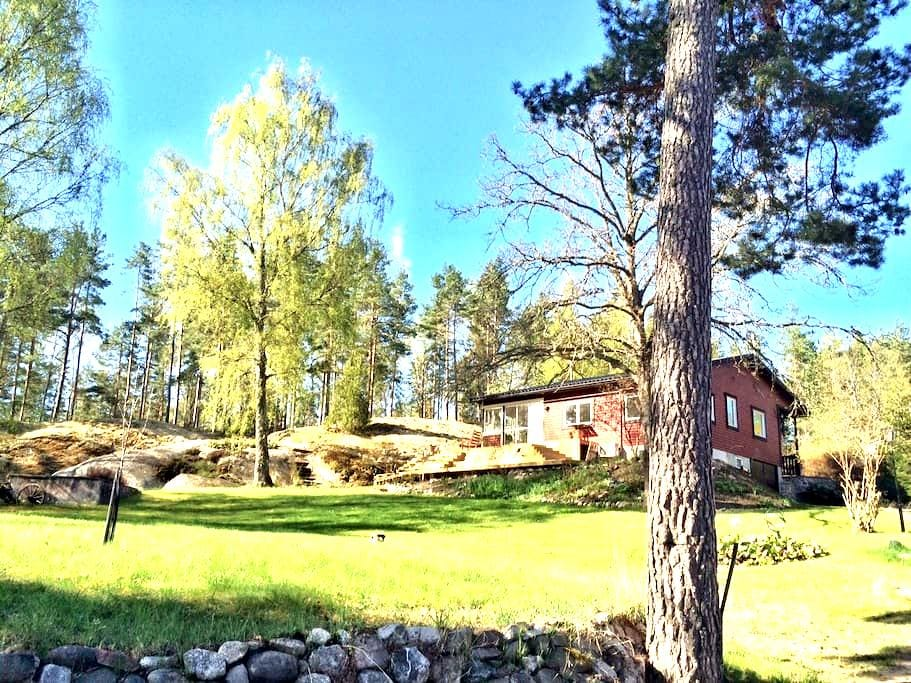 Nice house near Stockholm - Mariefred - 獨棟