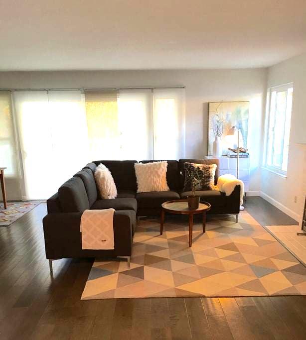 Modern Benicia home near Napa & SF - Benicia