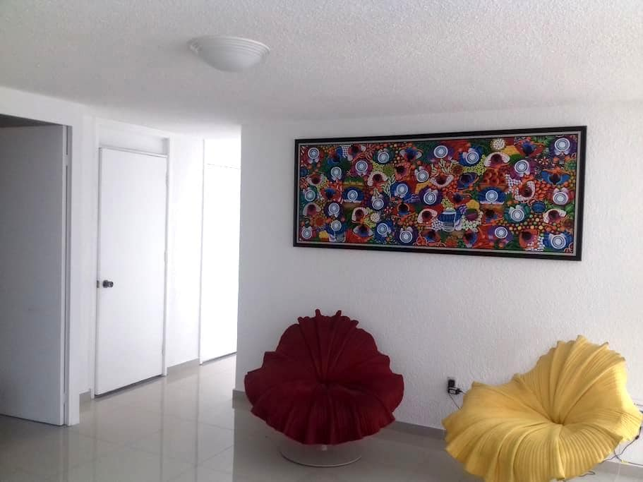 Room near from Chapultepec - เม็กซิโกซิตี้