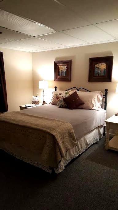 Private suite in home - Morganton