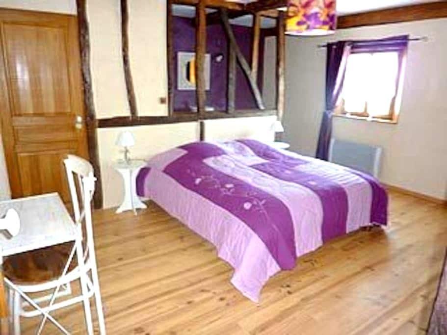 Chambre de charme à la campagne - Dommery - 家庭式旅館