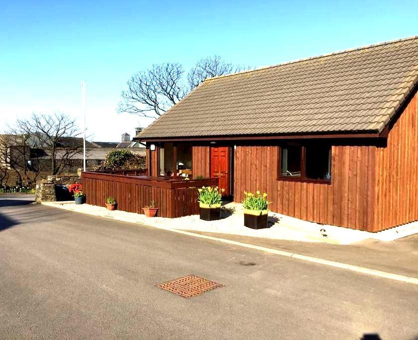 No. 4, bright and spacious Kirkwall accommodation - Kirkwall - Domek parterowy
