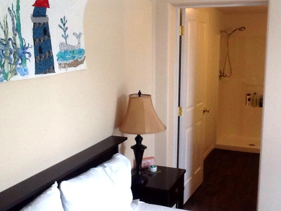 Cute Beach Room. - Lincoln City - Maison