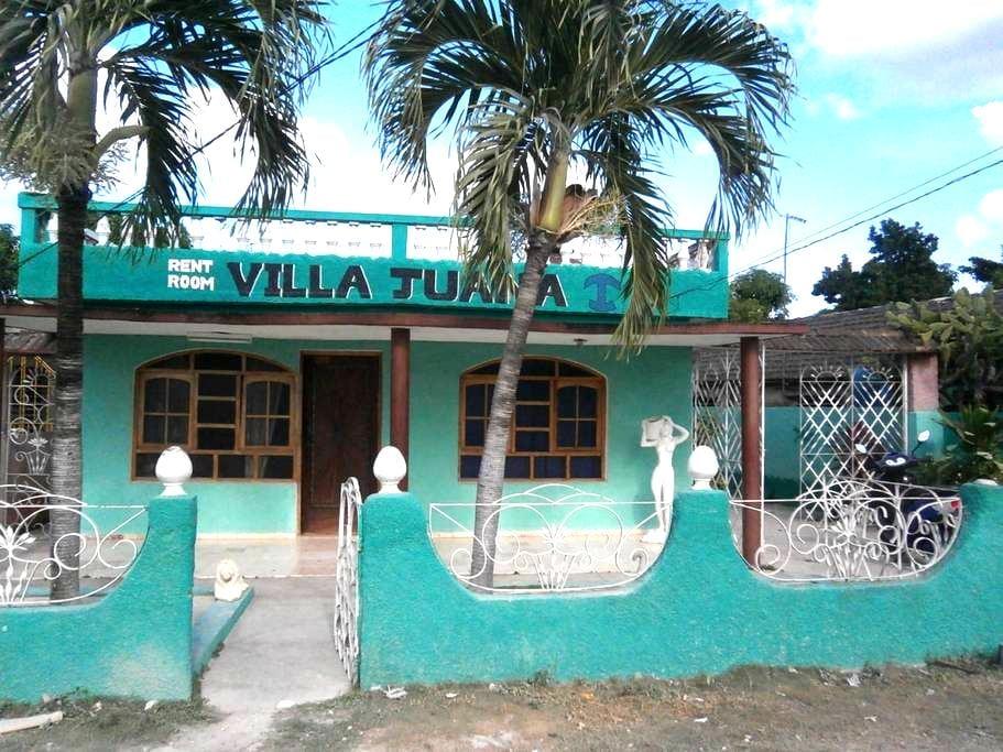 Villa Juana - Playa Larga - Oda + Kahvaltı