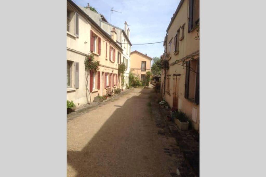 Maison de charme vieux marly - Marly-le-Roi - Maison