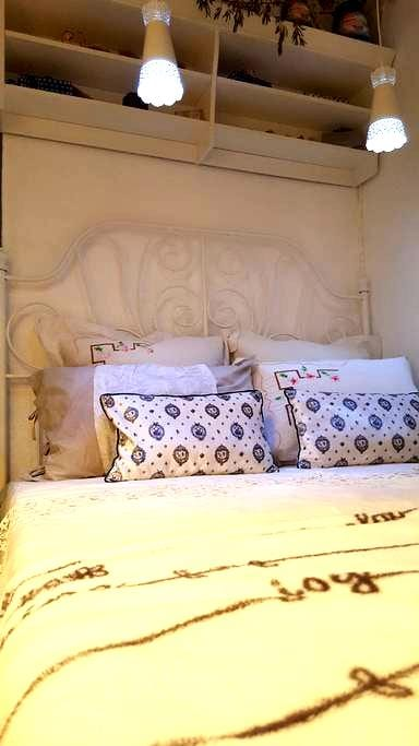 Cozy bedroom near Sagunto castle&sea +WiFi - Sagunt - Apartment