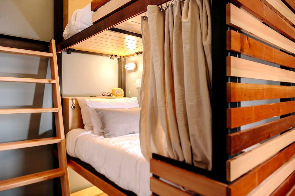 Bunk Bed (E) in The Society Hotel - Portland - Muu