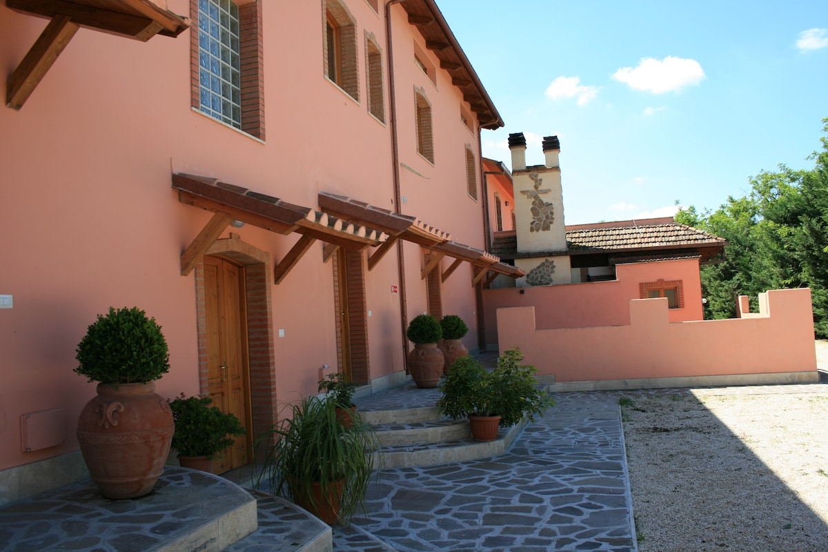 Country house a roma