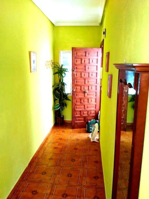 Piso céntrico junto al Parador - Plasencia - Appartamento