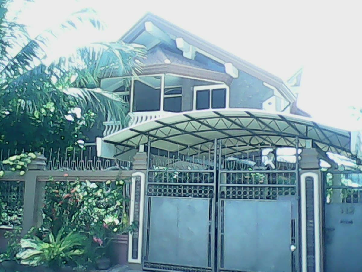 Relaxing house in Bangkal, Davao