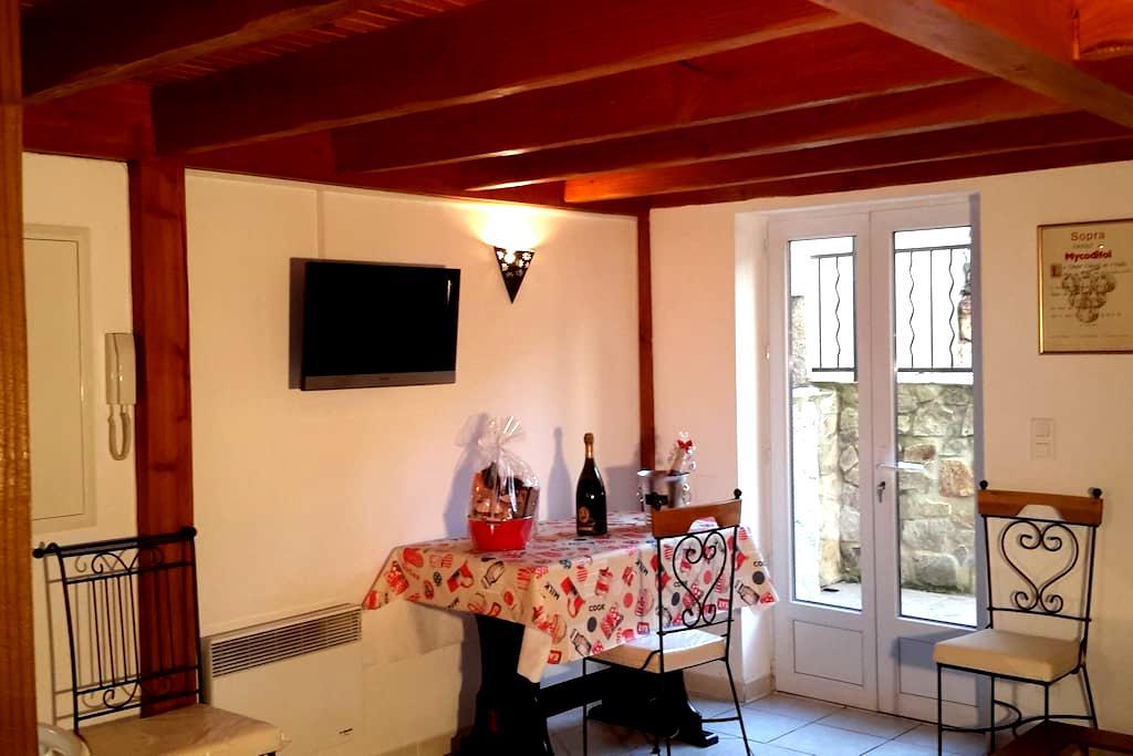 Appartement calme et sympa - Épernay - Apartamento