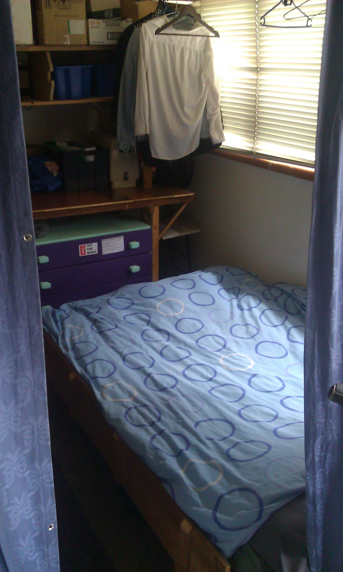 Cheap stay in homely share house